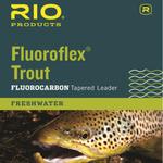 RIO Fluoroflex Trout Leader 7.5ft 5X