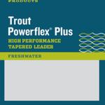 RIO POWERFLEX PLUS 7.5FT 6X LEADER SINGLE