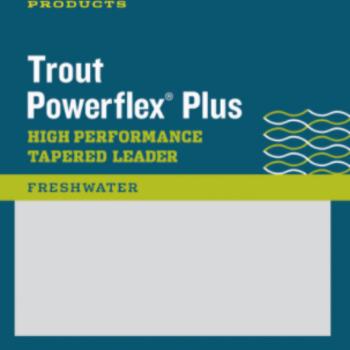 RIO POWERFLEX PLUS 7.5FT 4 LEADER SINGLE