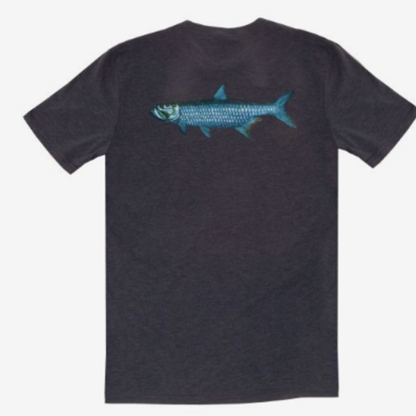 Fishpond Silver King  T-Shirt - Dusk