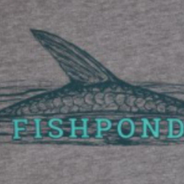 Fishpond FISHPOND KING SHIRT - GRANITE