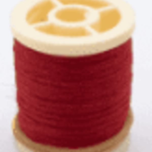 ANTRON YARN, SPOOLED, RED