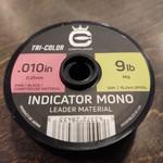 Cortland Indicator Mono Tri-Color .010  9 LBS