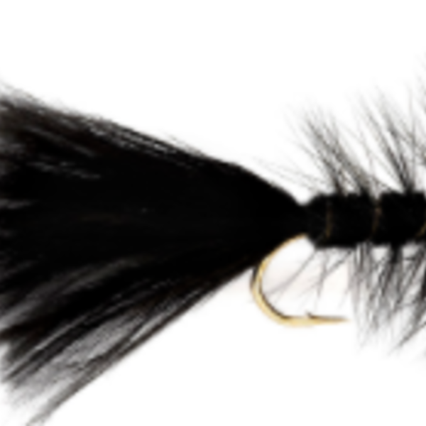 BH Woolly Bugger Blk S4