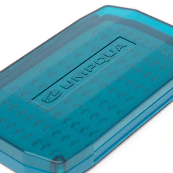 UMPQUA UPG  LT Box Mini STD  Fly Box - Blue