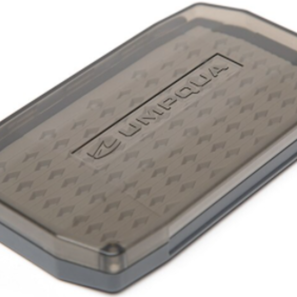 UMPQUA UPG LT Box Mini STD Fly Box - Gray
