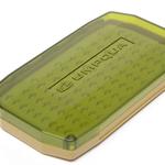 UMPQUA UPG  LT Box Mini STD Fly Box - Olive