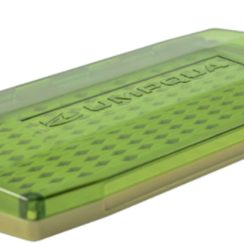 UMPQUA UPG  LT Standard Fly Box - Olive