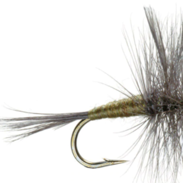 Fulling Mill BLUE WING OLIVE  - SZ 18