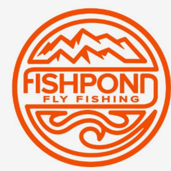 Fishpond Thermal Die Cut Sticker- Headwater-4.5