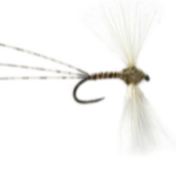 Fulling Mill Spinner Adams Gray S16