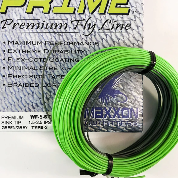 Prime Prime Premium WF-7 ST Type 2 Green/Grey