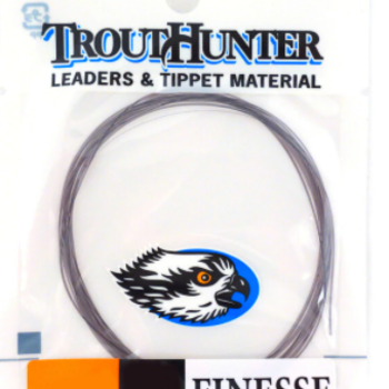 TROUTHUNTER FINESSE - 12' 6X LEADER