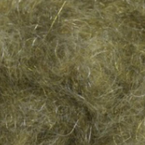 TROUTHUNTER RENE HARROP DUBBING - GRAY OLIVE