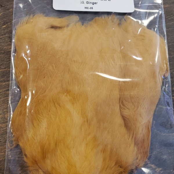WAPSI Fly Hen Cape - Ginger