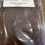 STIMULATOR DEER HAIR - 3 x 4 Brown