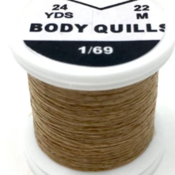 Hends BODY QUILLS – 24  YARD SPOOL