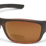 SunCloud COVER 2.00 BURNISHED BROWN POLARIZED BROWN