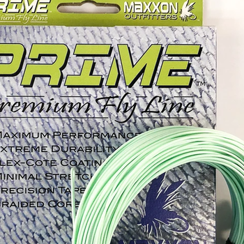 Prime Fly Line - Double Taper  DT-3-F - Mint