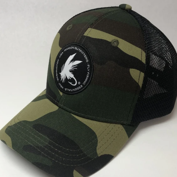 MAXXON Outfitters Camo Hat - Maxxon Outfitters