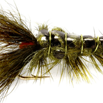 Fulling Mill Jans Trout Crayfish Olv S8