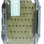 South Fork/New Phase Midge Water Proof Silicon Fly Box Dbl Sided