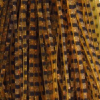 WAPSI SILI NYMPH LEGS BROWN/BLACK BARRED