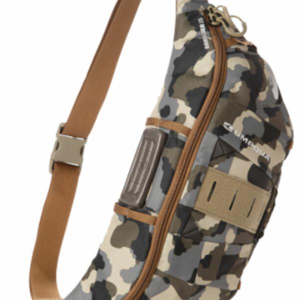 UMPQUA Z52 Bandolier Sling Pack Camo