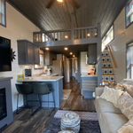 Lodging - Tiny House  - Happy Shack With View