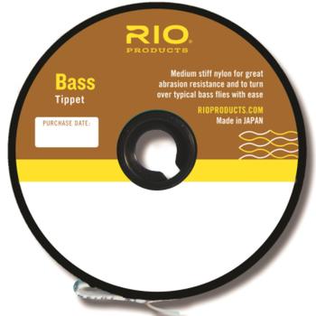 RIO BASS TIPPET 30YD 8LB