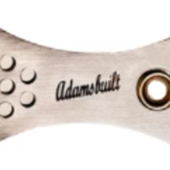 """Adamsbuilt NIPPER 2.5""""  STAINLESS STEEL"""