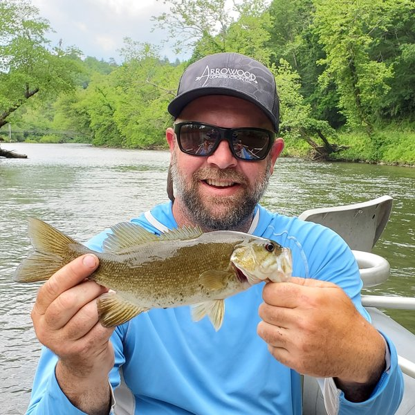 Fish Tales Outfitters Guided SmallMouth Bass Float Trips  -  4 Hours