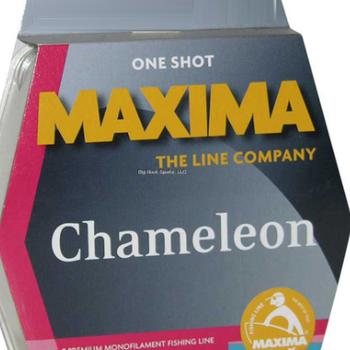 maxima ONE SHOT CHAMELEON 10LB 220YD