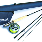 """MAXXON Outfitters Stone Fly  Complete Fly Fishing Combo Outfit  48WT 9'0"""""""