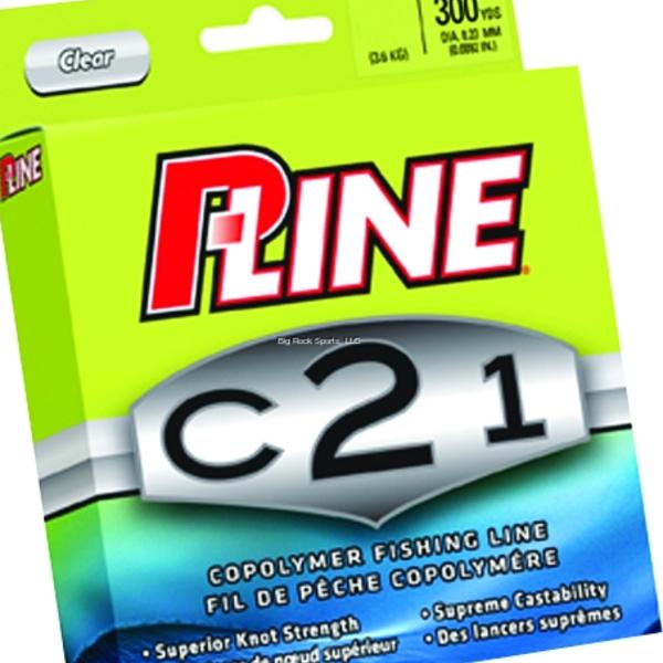 P-Line P-Line Copolymer Line 300 YDS 6lb