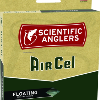 Scientific Anglers Air Cel Fly Line W:F-5-F Yellow