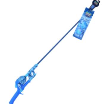 Kid Casters Tangle Free Pole Blue