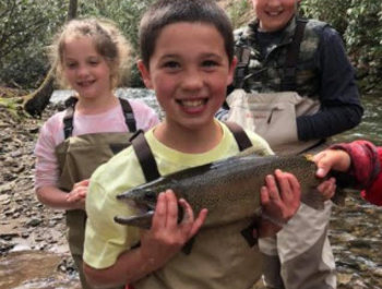 Prime Time Fly Fishing is Upon Us - Guided Trips