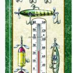 Rivers Edge Nostalgic Thermometer Lures