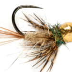 Fulling Mill Soft Hackle Hares Ear B/L S12