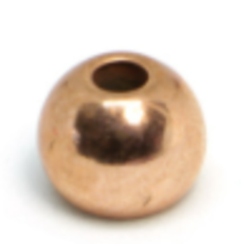 Fulling Mill TUNGSTEN BEADS - COPPER - 2.8 MM 25 PACK