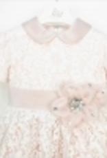 Petit Petit Baptism Dress - Lace