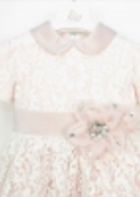 Petit Petit Baptism Dress - Lace