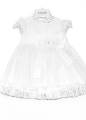 Bimbalo Bimbalo Baptism Dress - 3880
