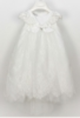 Petit PETIT Baptism Long Dress - Angele