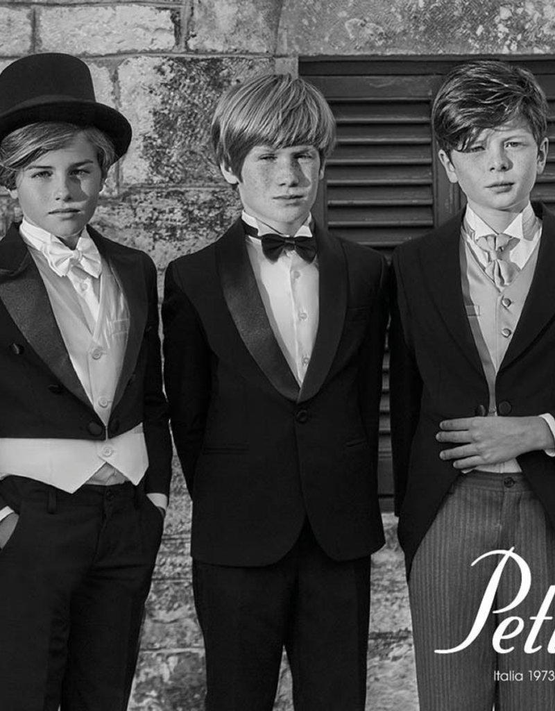 Petit PETIT - Tux Boys Suit - Black L344212