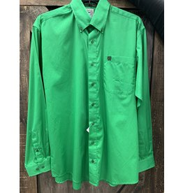 CINCH MENS L/S BUTTON SHIRT