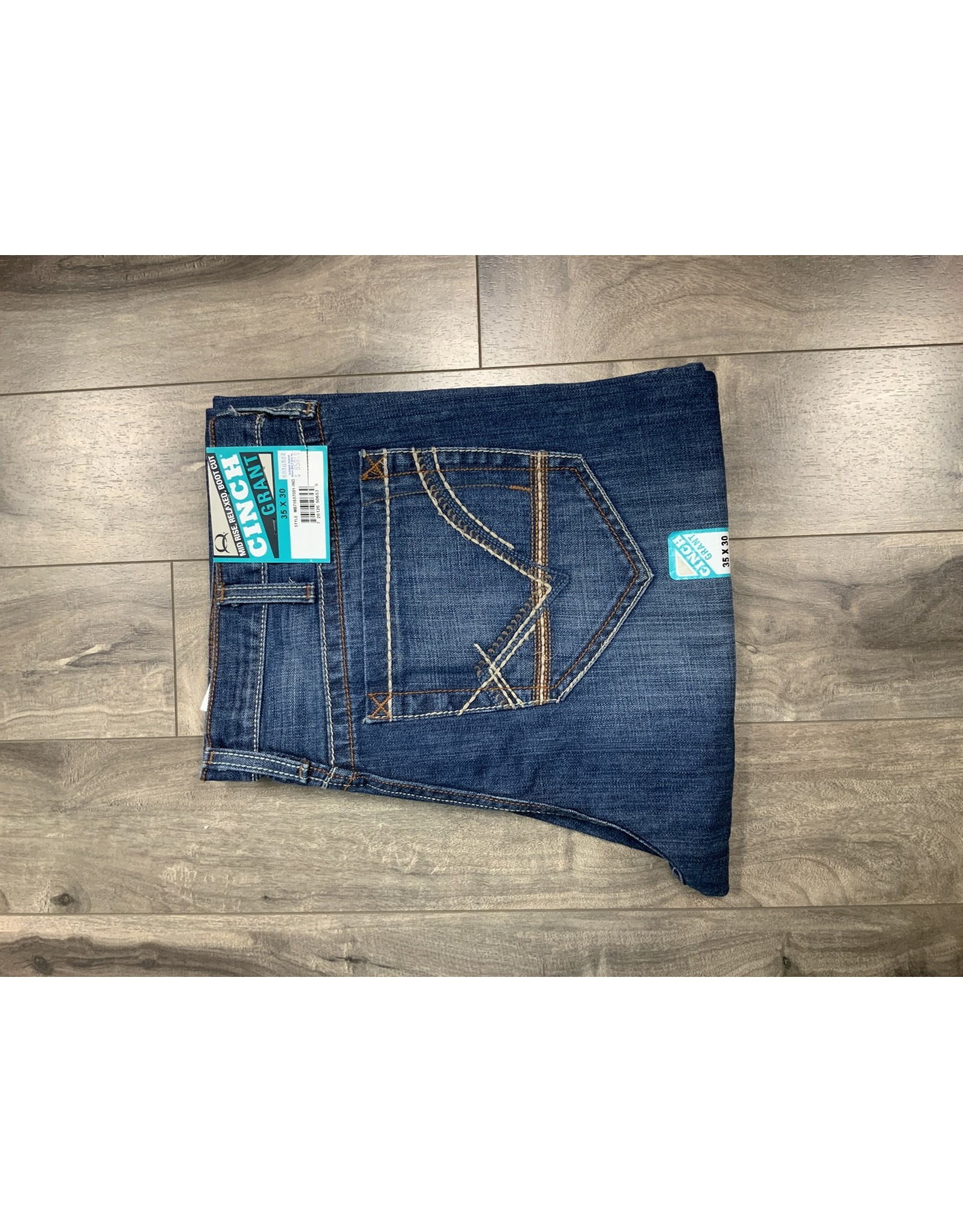 CINCH GRANT MENS JEANS