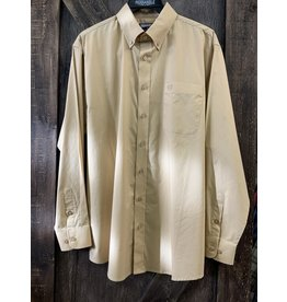 PANHANDLE MENS L/S SHIRTS  L  TAN