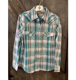 WRANGLER KIDS SHIRT